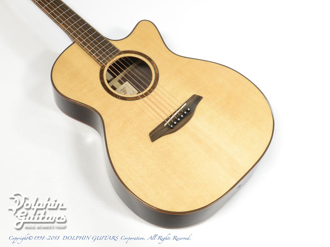 FURCH: Red Plus OMc-SR (Sitka Spruce & Indian Rosewood) (1)