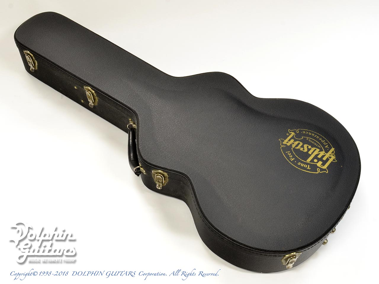 Gibson: J-200 ELITE Custom Ebony (10)