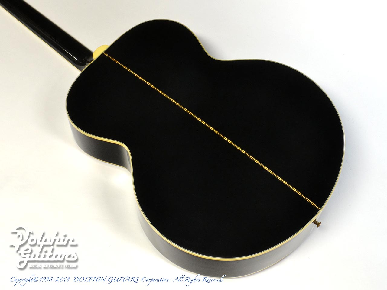 Gibson: J-200 ELITE Custom Ebony (3)