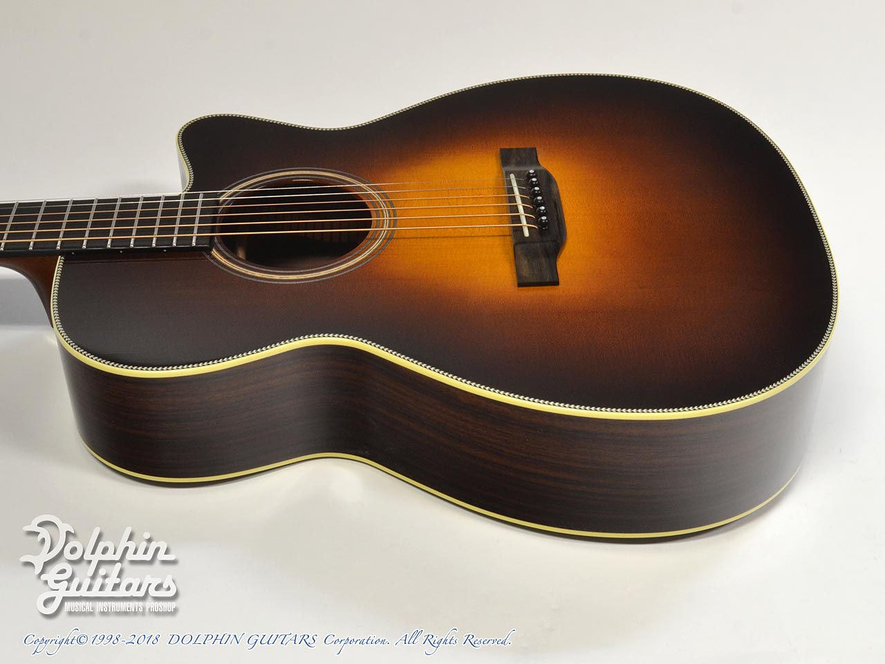 SWITCH: SCOM-2HC (Sitka Spruce & Indian Rosewood) (VSB) (2)
