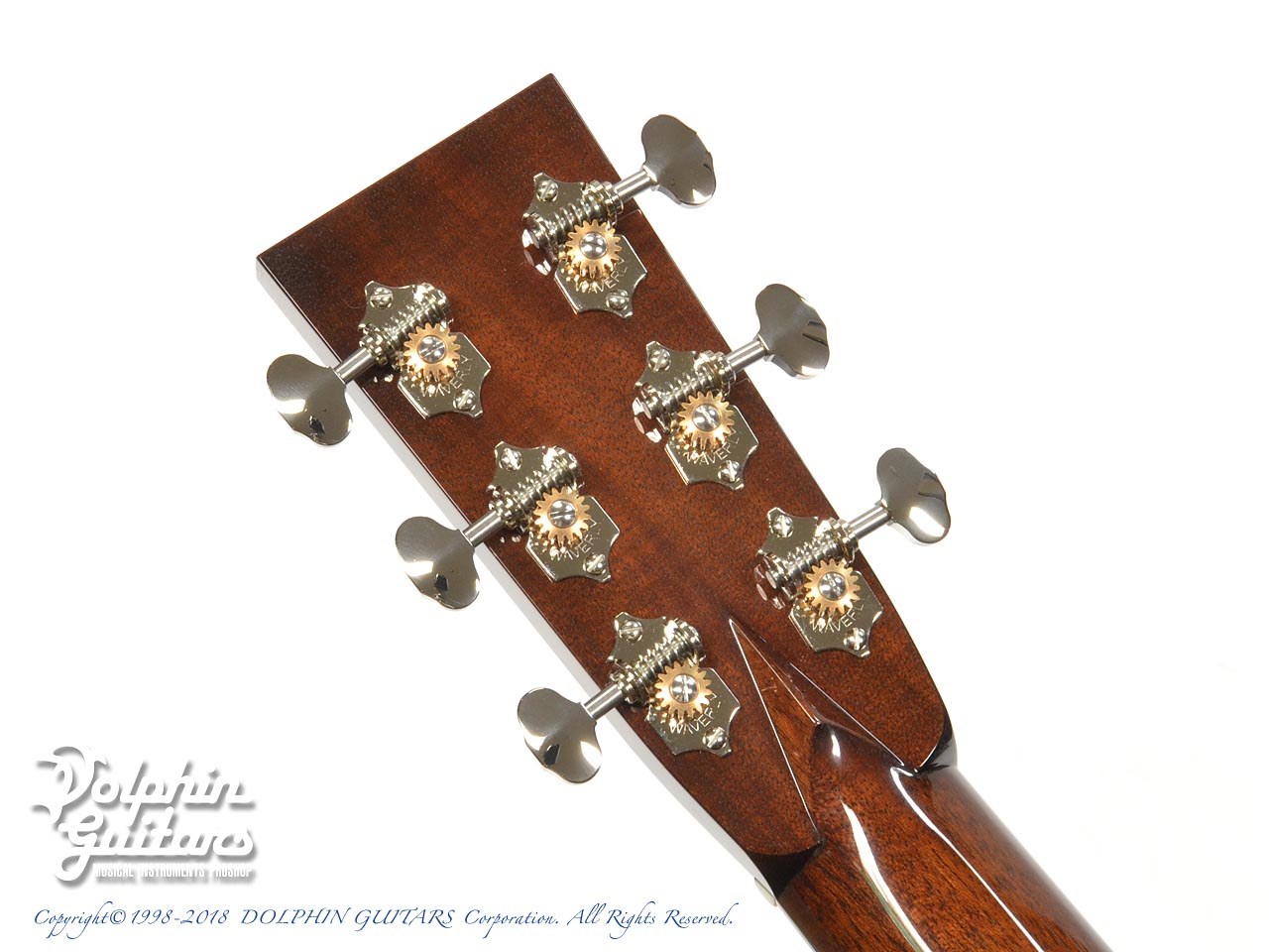 COLLINGS: D-2H A Traditional (Torrefied Adirondack Spruce) (7)