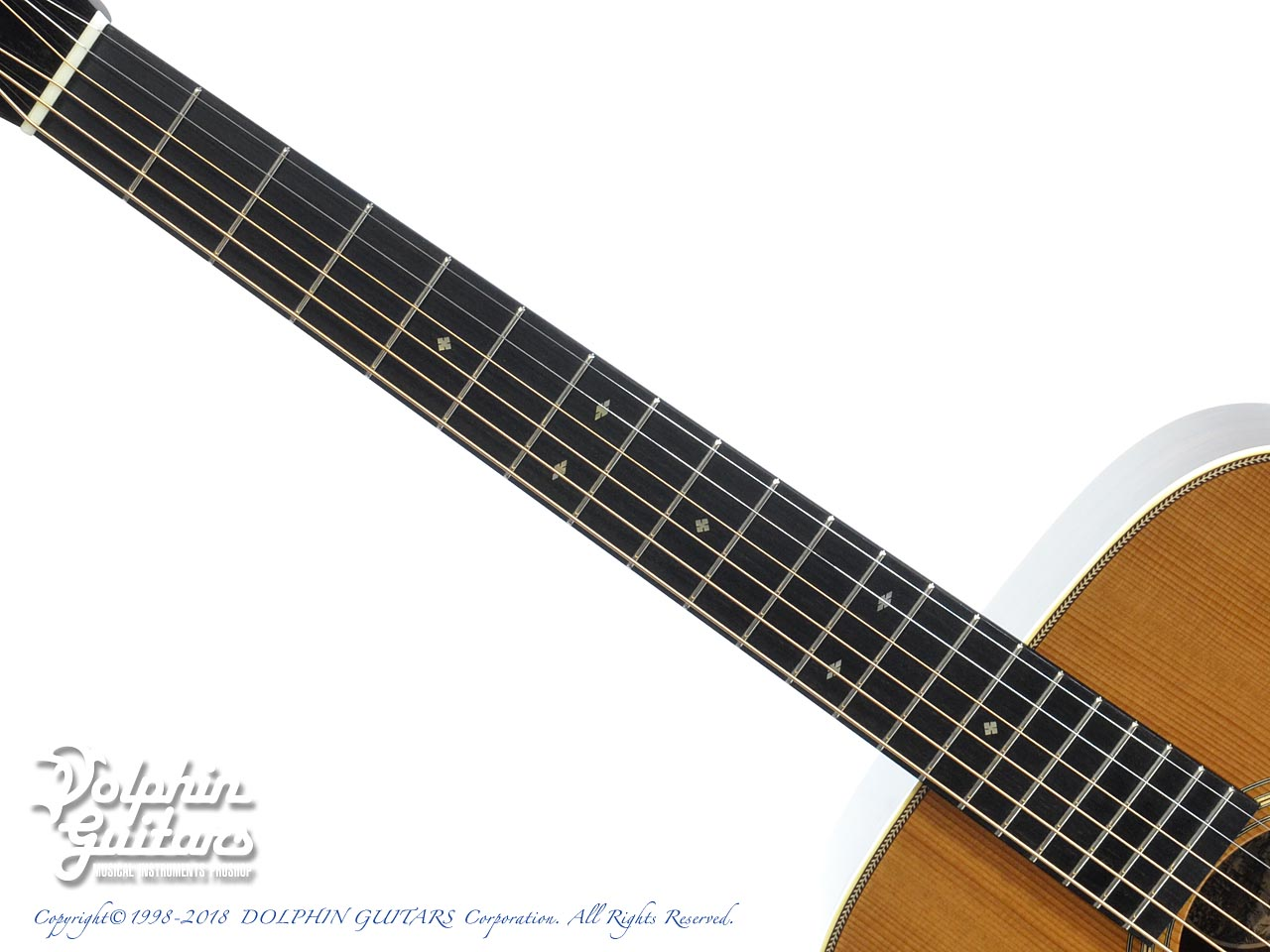 COLLINGS: D-2H A Traditional (Torrefied Adirondack Spruce) (4)