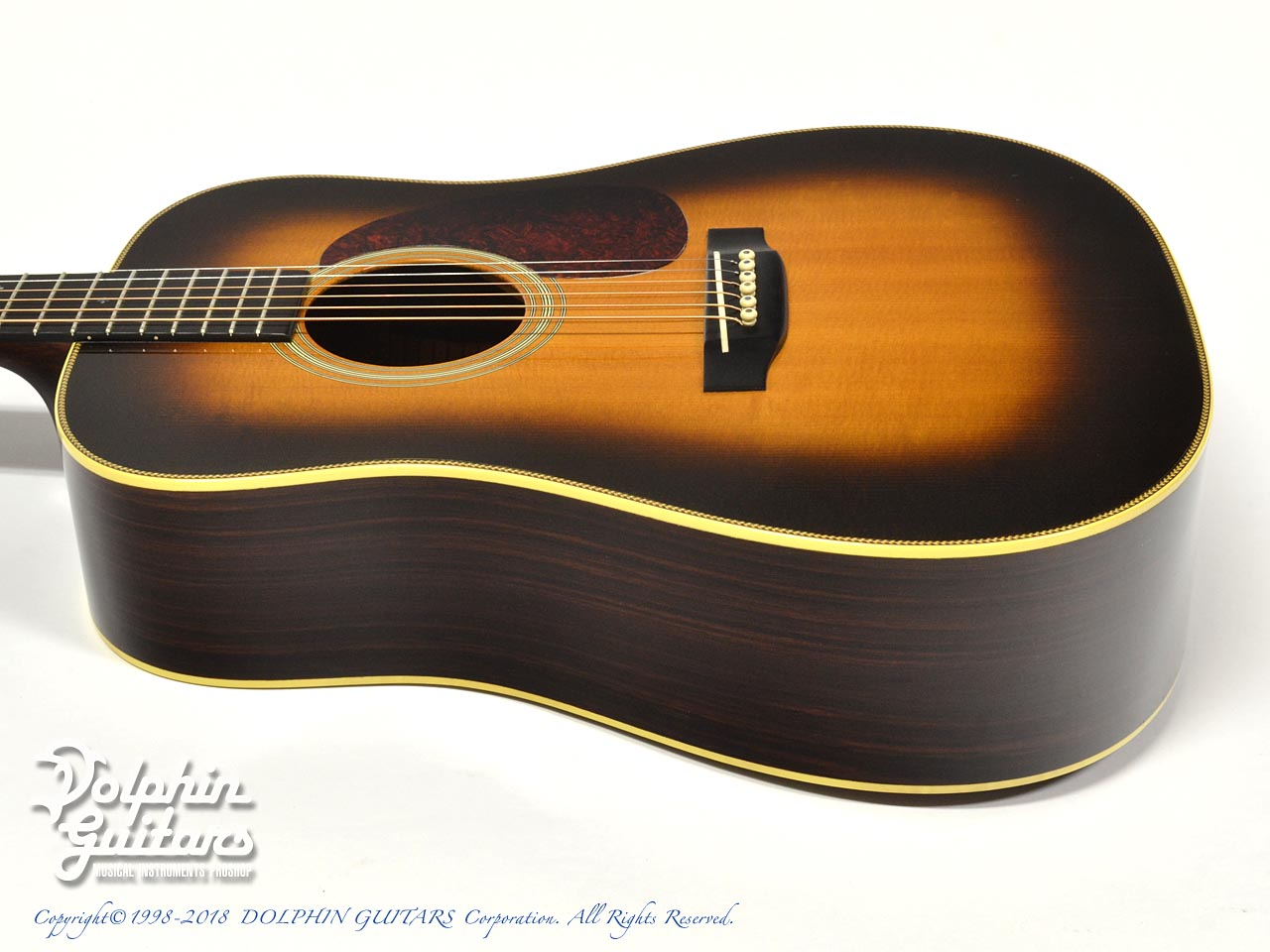 "C.F.Martin: D-28 SP ""Guitar of the Month"" (2)"