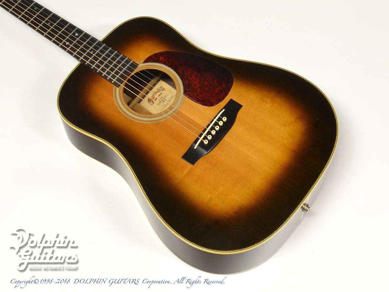 "C.F.Martin: D-28 SP ""Guitar of the Month"" (1)"