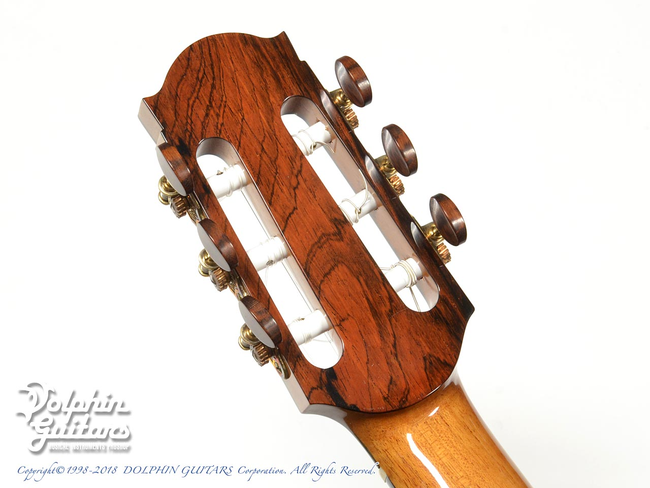 WATER ROAD GUITARS: Pulchra (Jacaranda) (7)