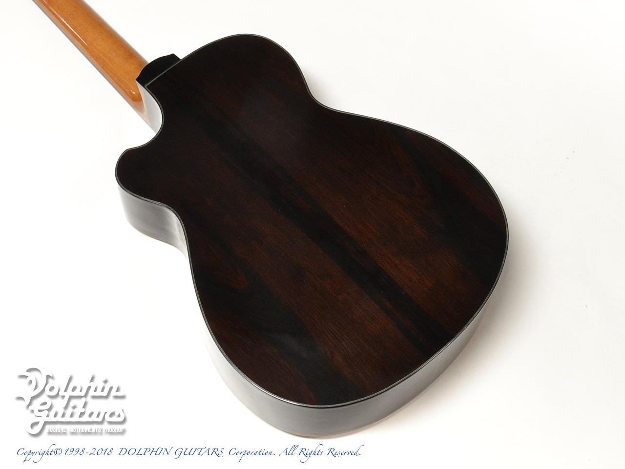 WATER ROAD GUITARS: Pulchra (Jacaranda) (3)