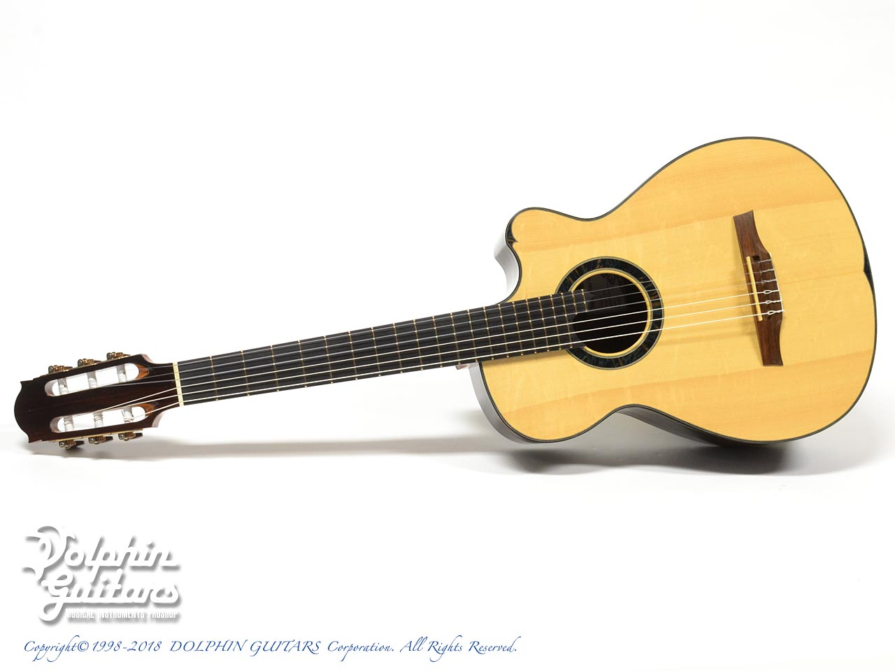 WATER ROAD GUITARS: Pulchra (Jacaranda) (0)