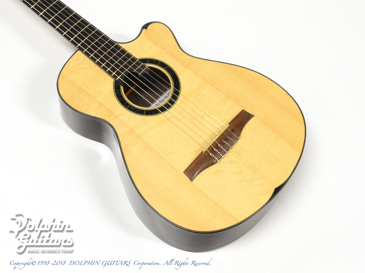 WATER ROAD GUITARS: Pulchra (Jacaranda) (1)
