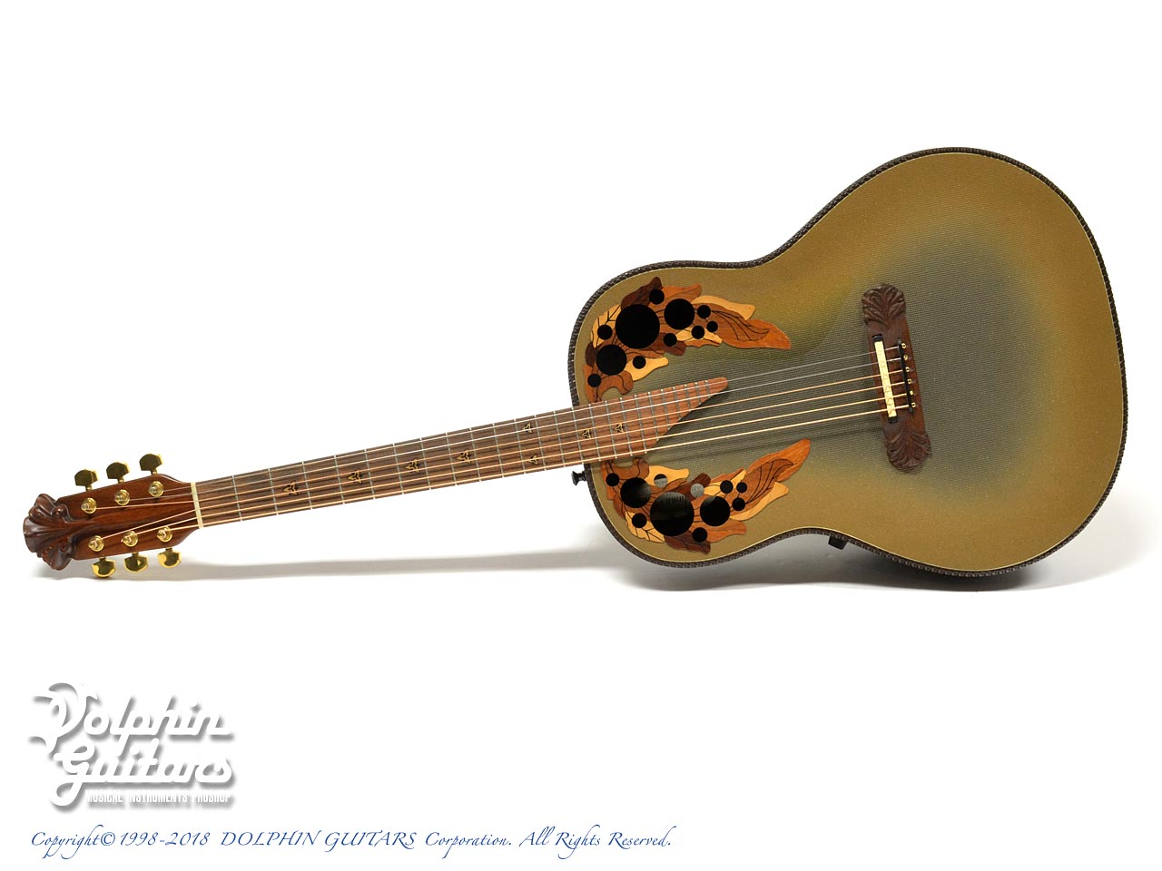 OVATION: Super Adamas 1687-9 (0)