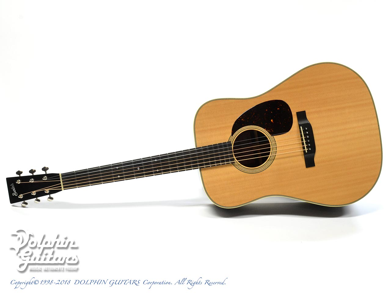 SWITCH: SCD-2H (Sitka Spruce & Indian Rosewood) (0)