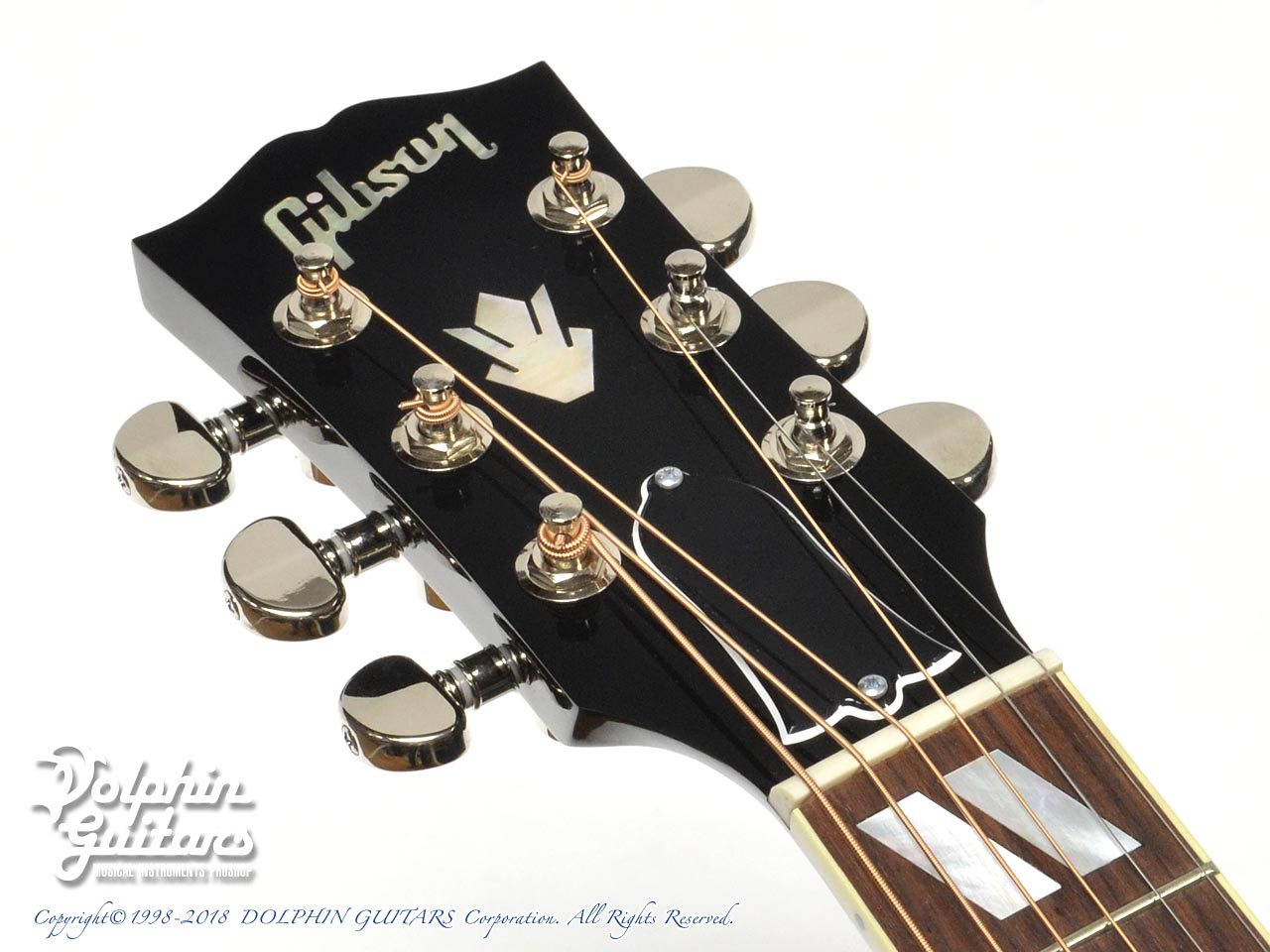 Gibson: Hummingbird VS w/VTC (6)