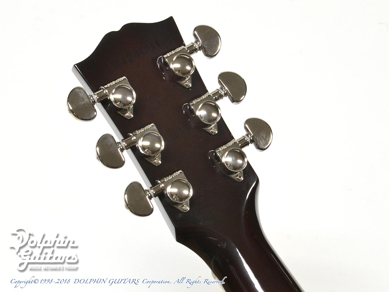 Gibson: Hummingbird VS w/VTC (7)