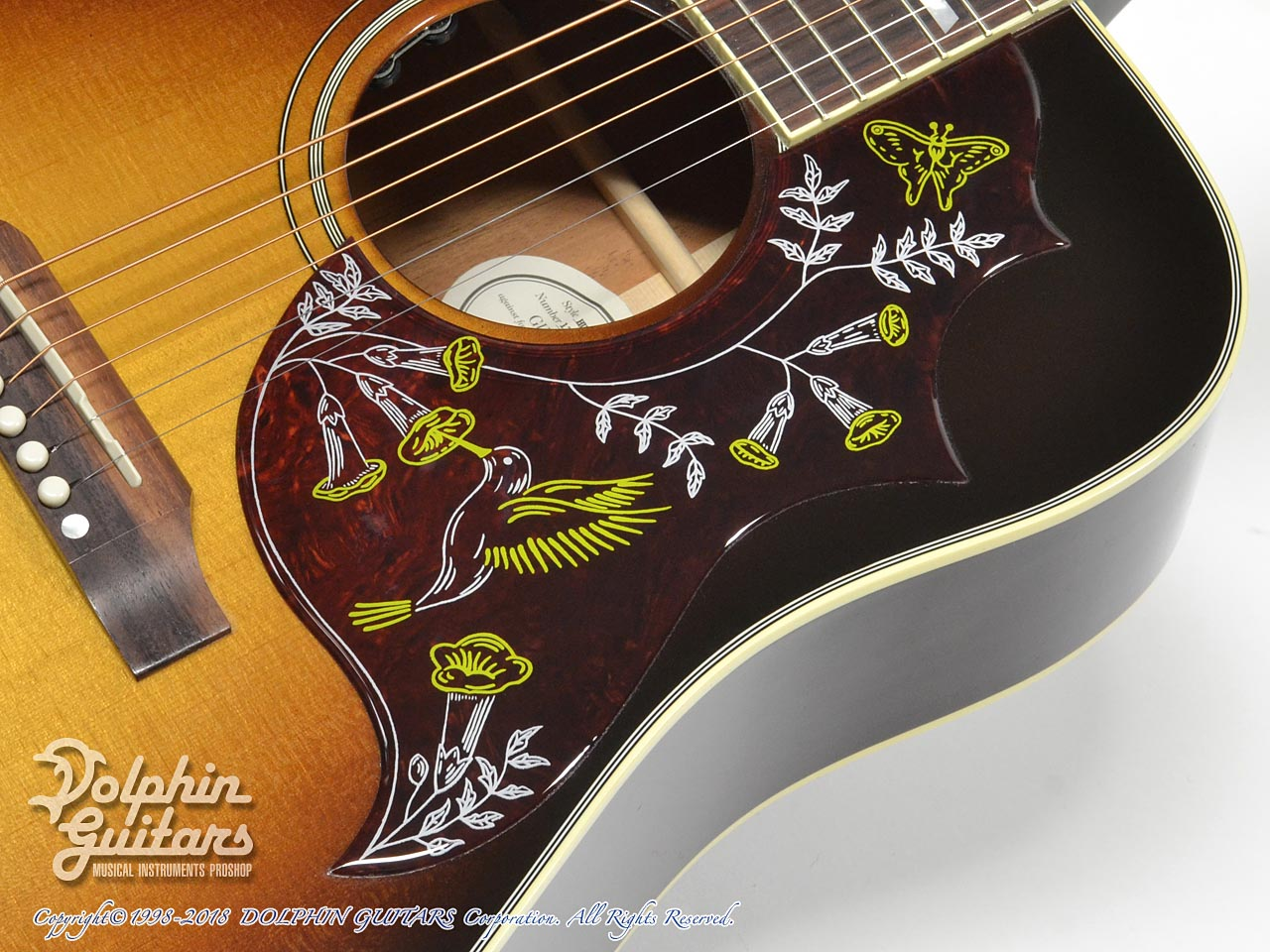 Gibson: Hummingbird VS w/VTC (8)
