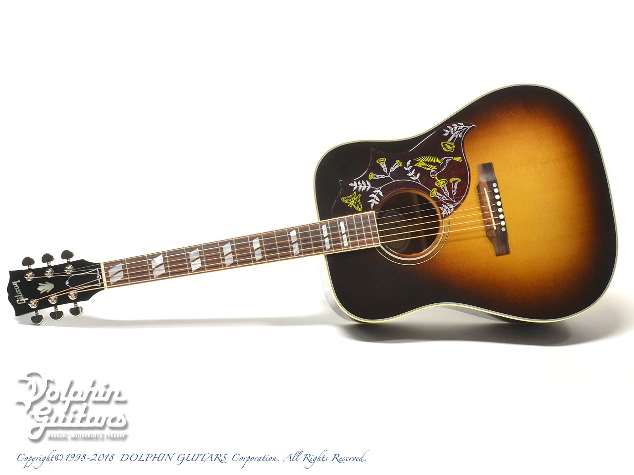 Gibson: Hummingbird VS w/VTC (0)