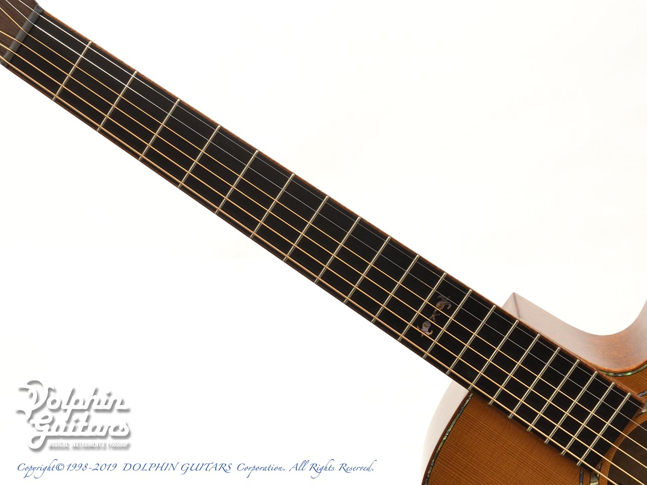 MORRIS: S-121R  (Luthier Made) (4)