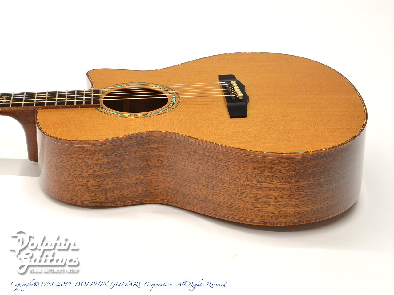 MORRIS: S-121R  (Luthier Made) (2)