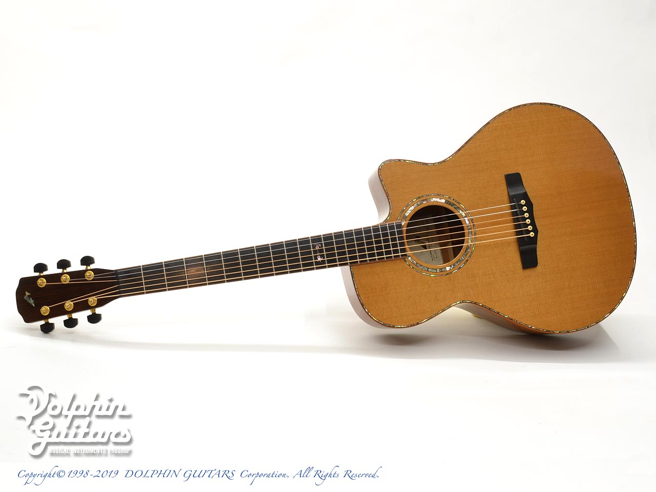 MORRIS: S-121R  (Luthier Made) (0)