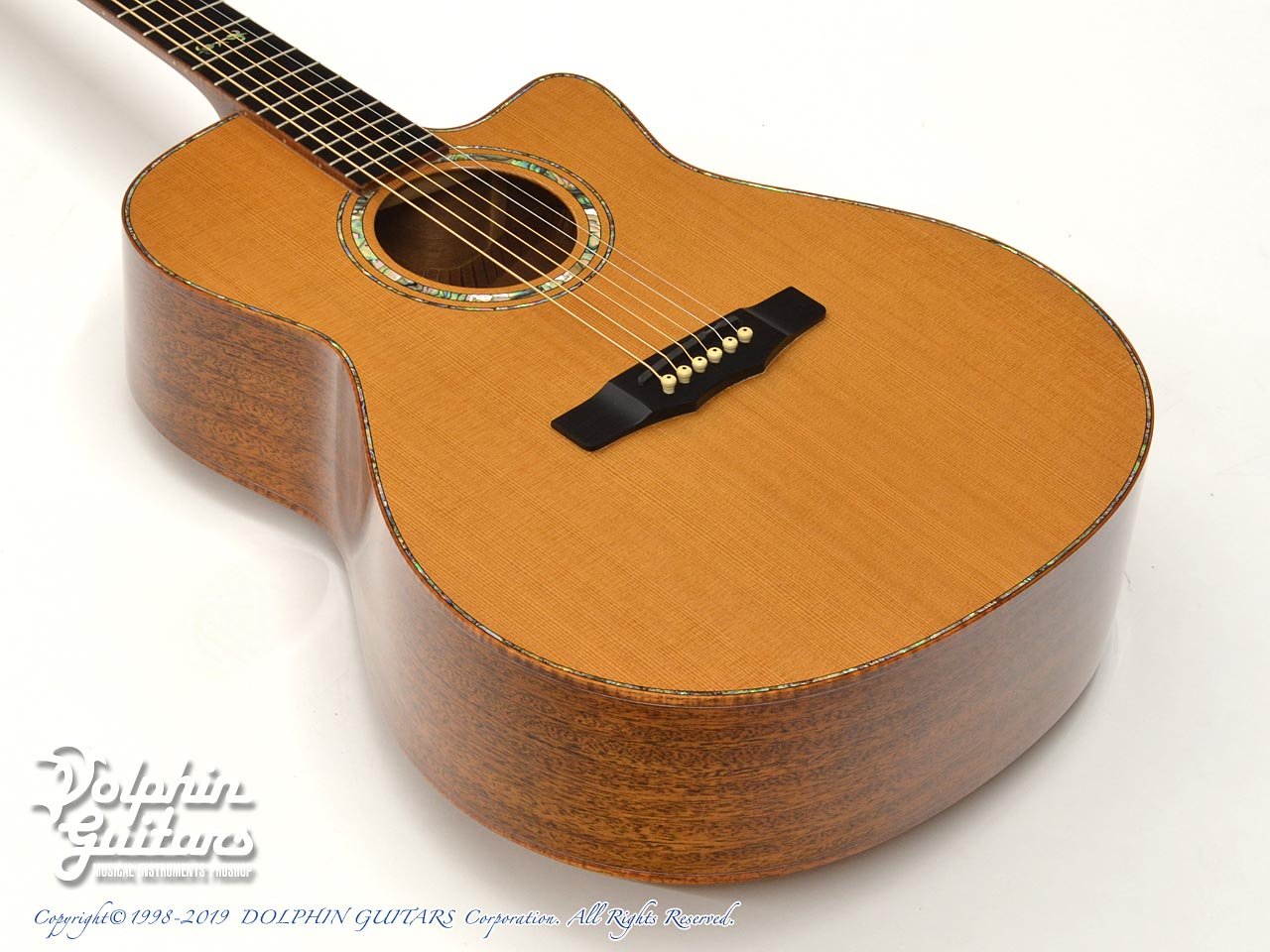 MORRIS: S-121R  (Luthier Made) (1)