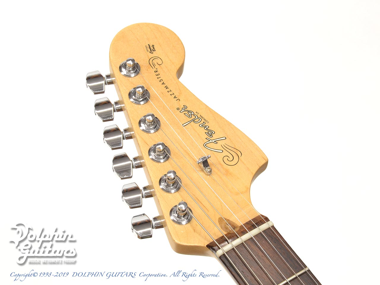 FENDER USA: American Professional Jazzmaster (7)