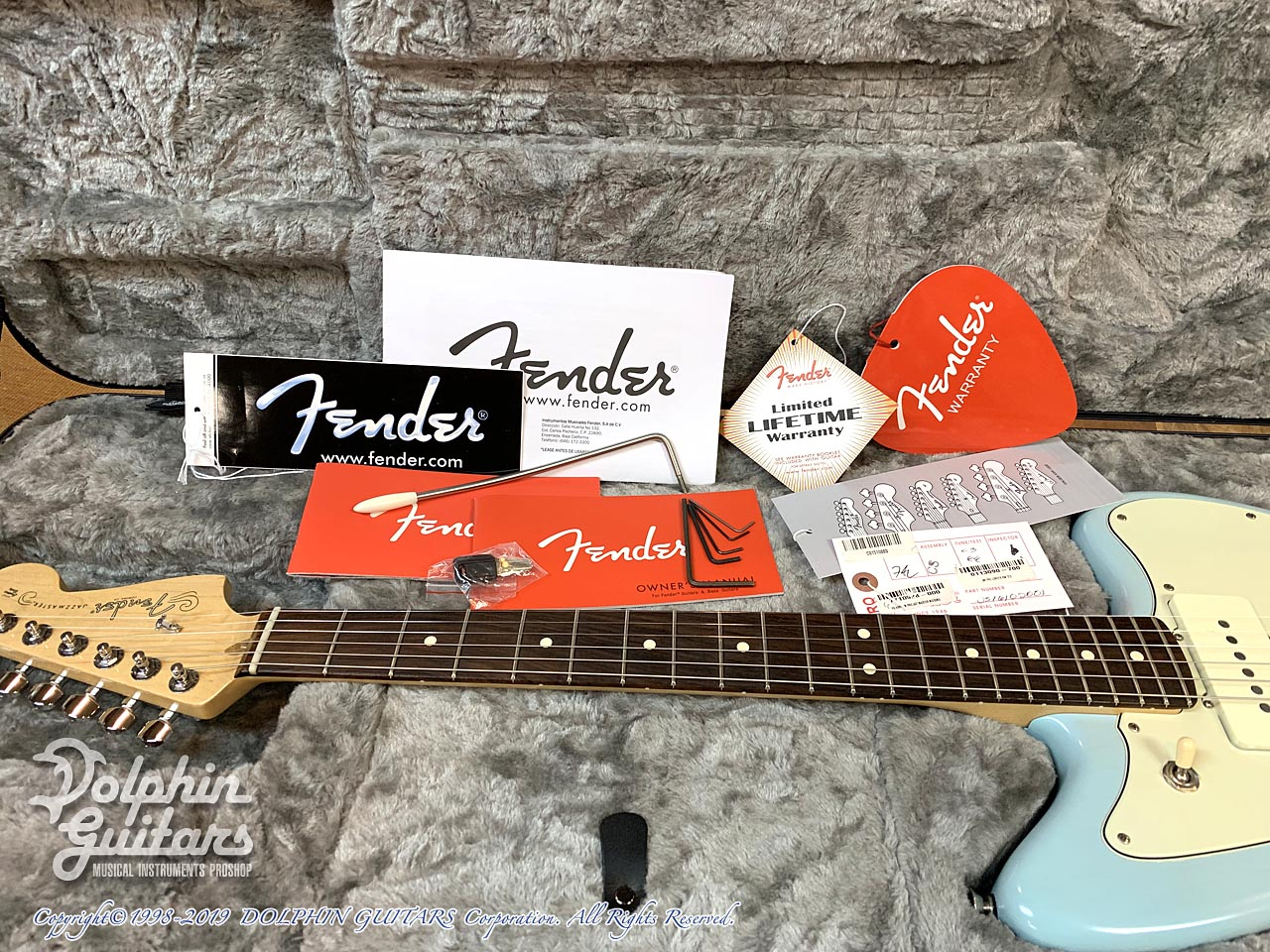 FENDER USA: American Professional Jazzmaster (9)