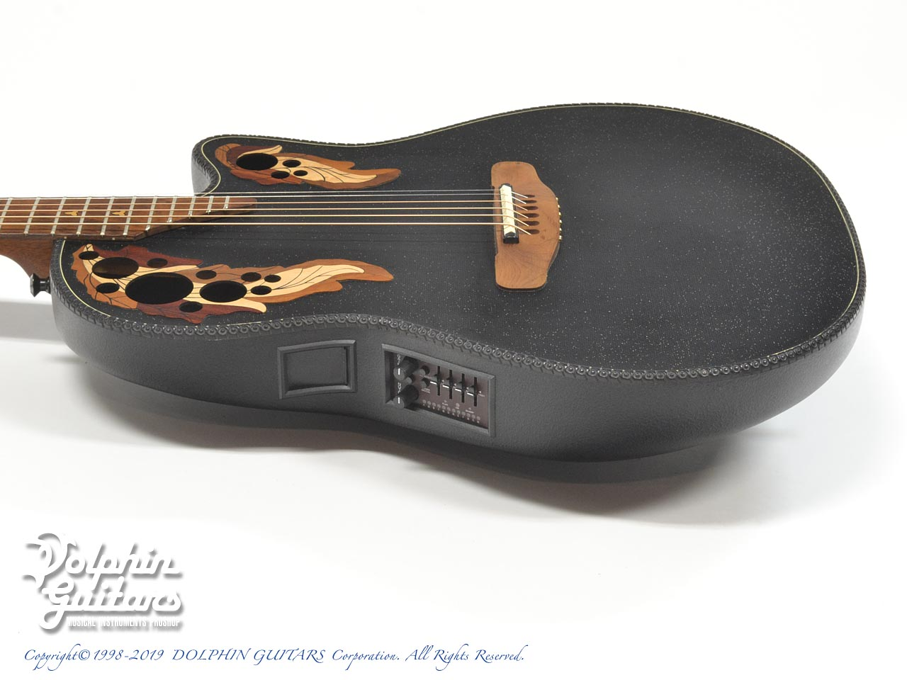 OVATION: Adamas II 1881-NB5 (2)