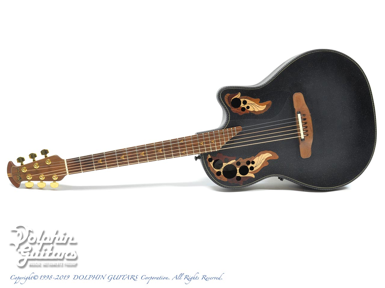OVATION: Adamas II 1881-NB5 (0)