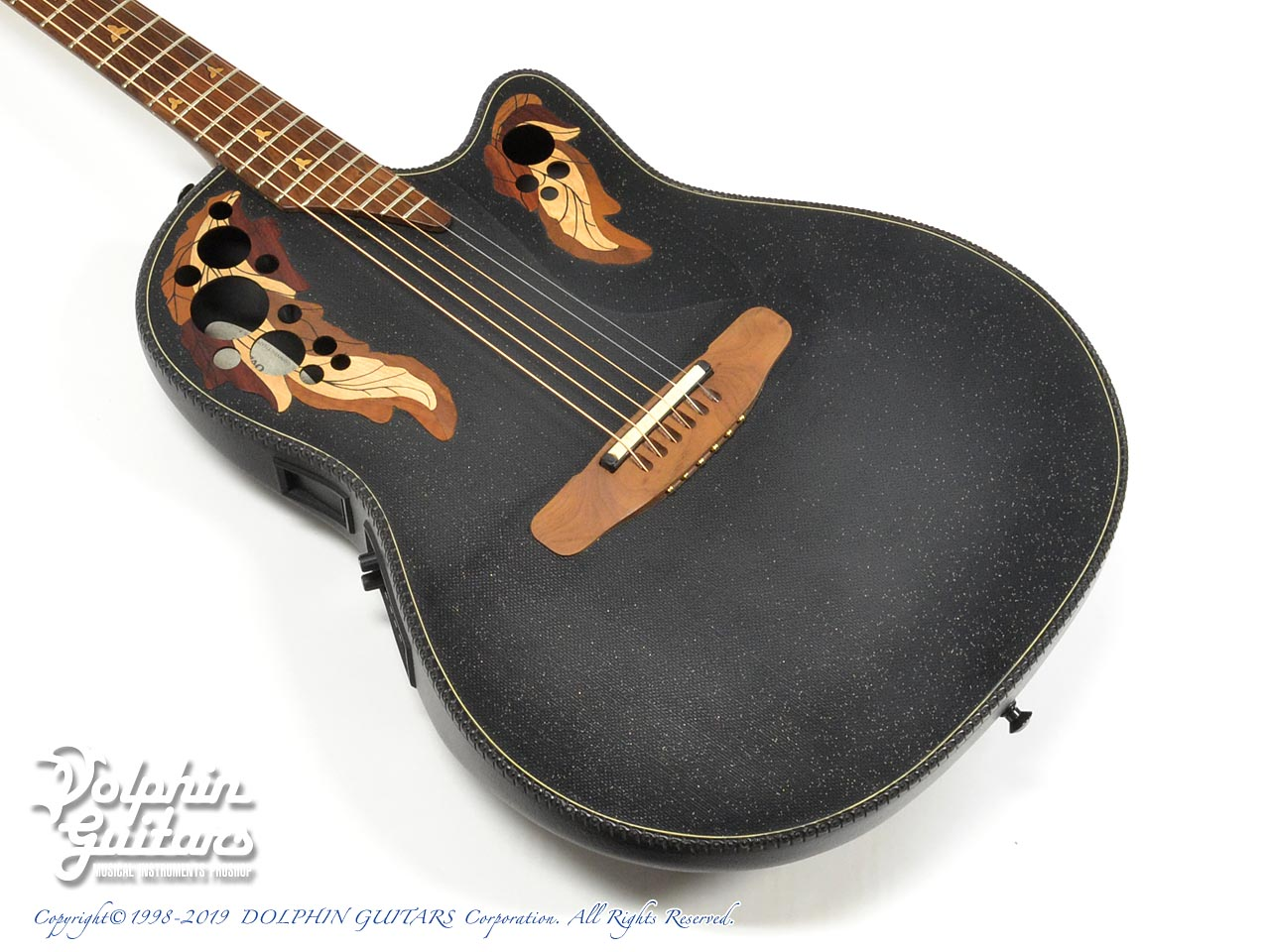 OVATION: Adamas II 1881-NB5 (1)