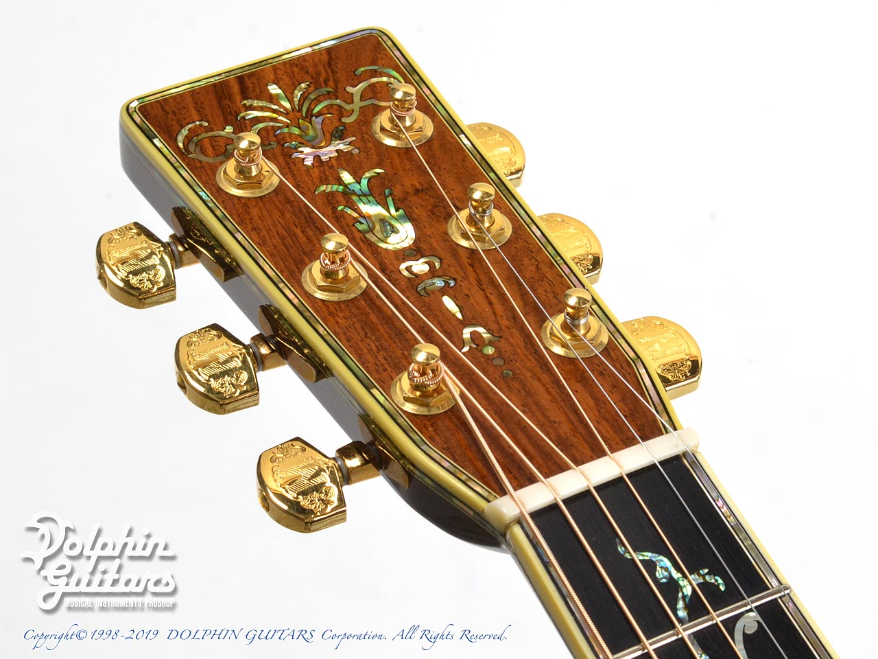 C.F.Martin: D-45  Deluxe Tree of Life (Brazilian Rosewood) (6)