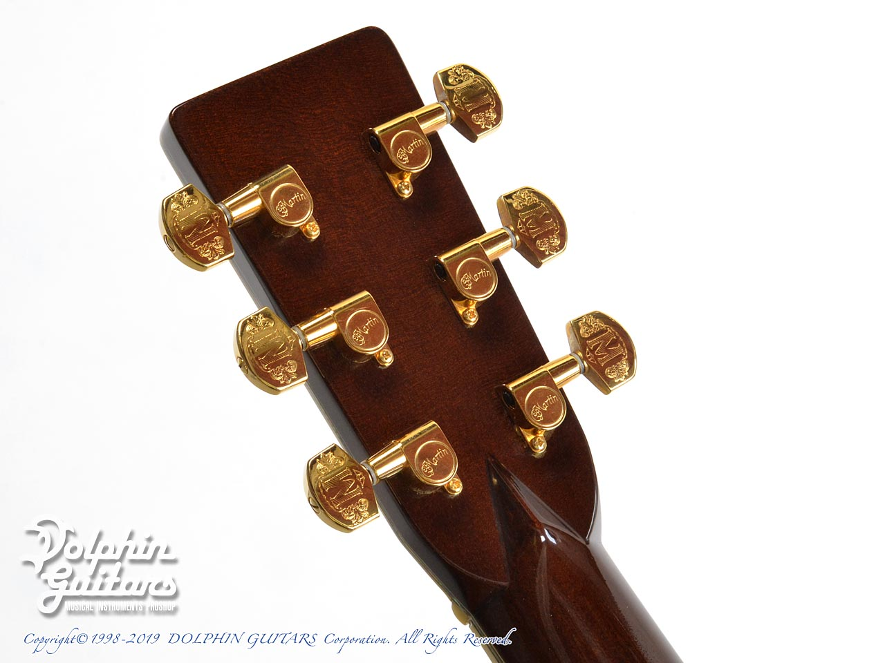 C.F.Martin: D-45  Deluxe Tree of Life (Brazilian Rosewood) (7)