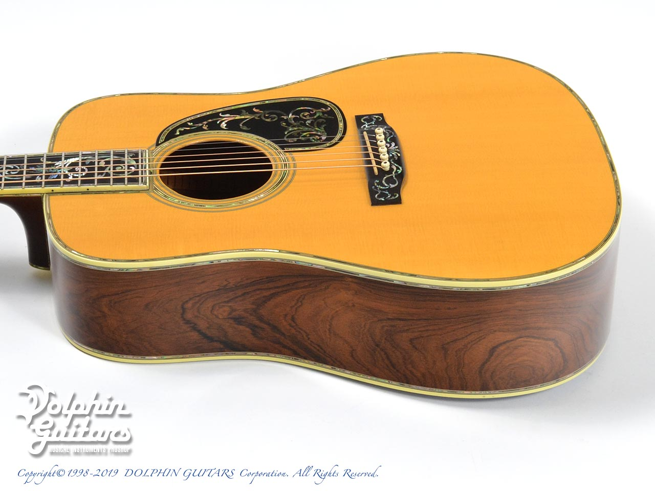 C.F.Martin: D-45  Deluxe Tree of Life (Brazilian Rosewood) (2)