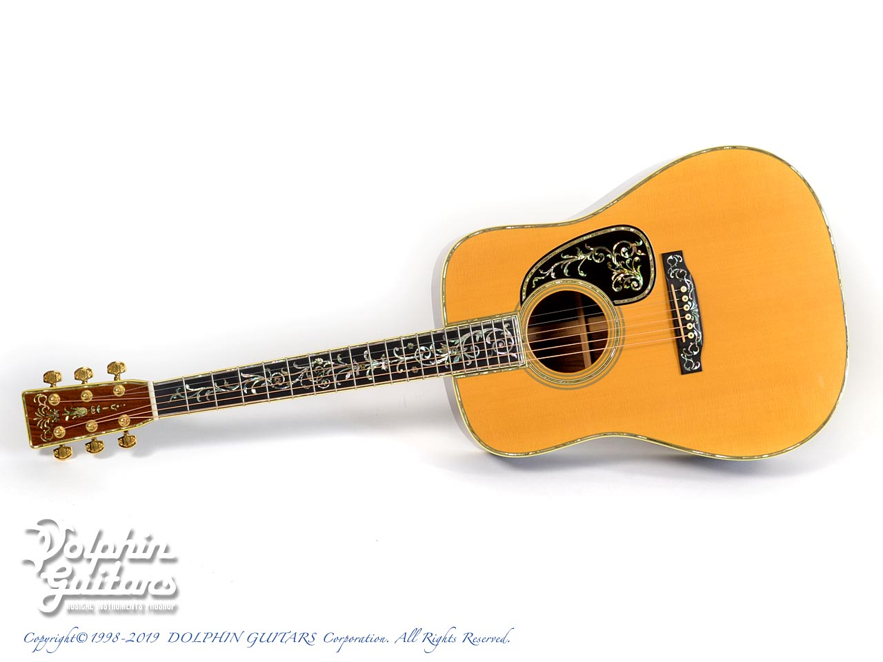 C.F.Martin: D-45  Deluxe Tree of Life (Brazilian Rosewood) (0)