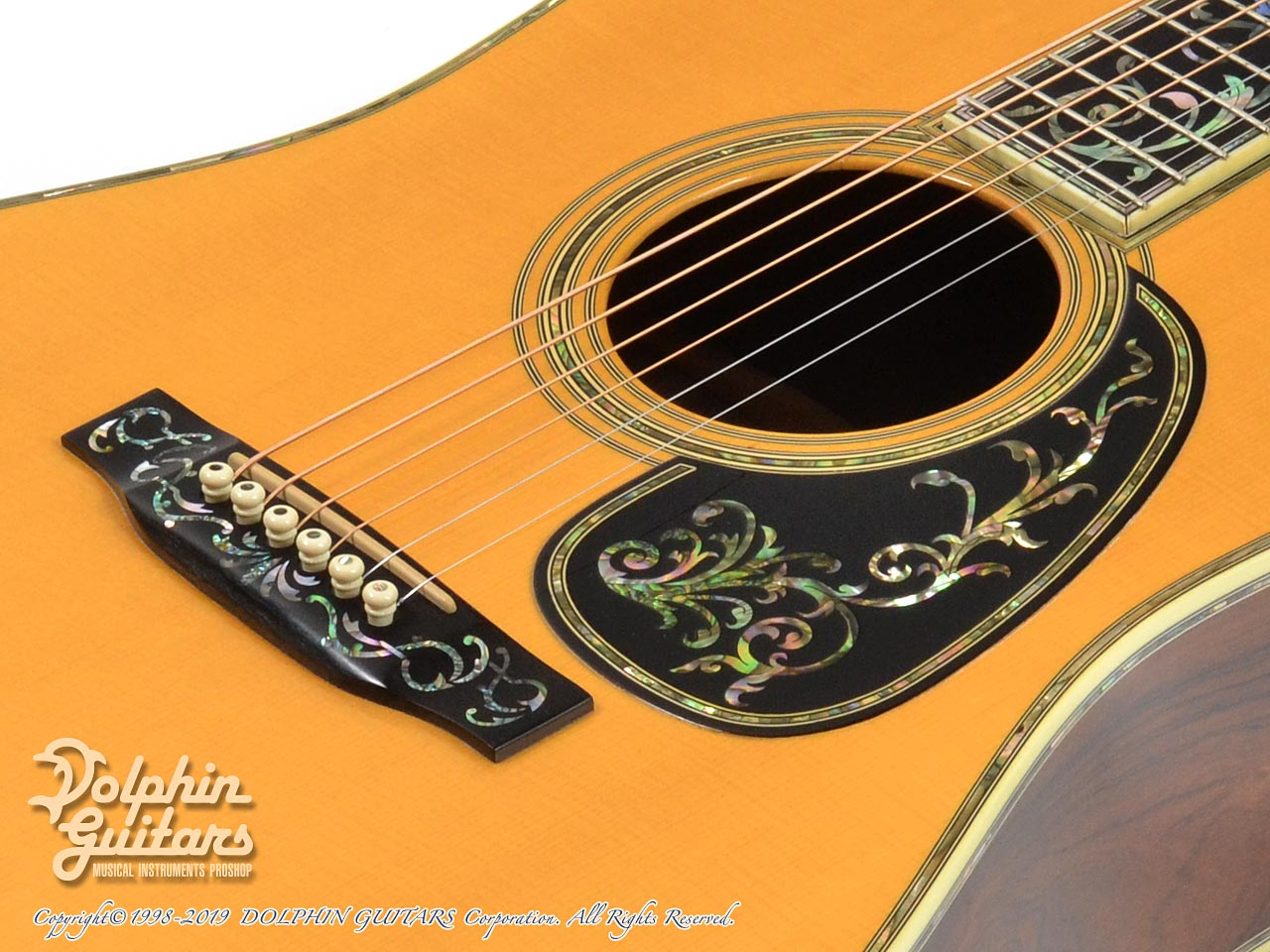 C.F.Martin: D-45  Deluxe Tree of Life (Brazilian Rosewood) (8)