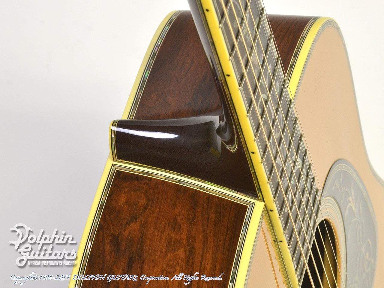 C.F.Martin: D-45  Deluxe Tree of Life (Brazilian Rosewood) (9)