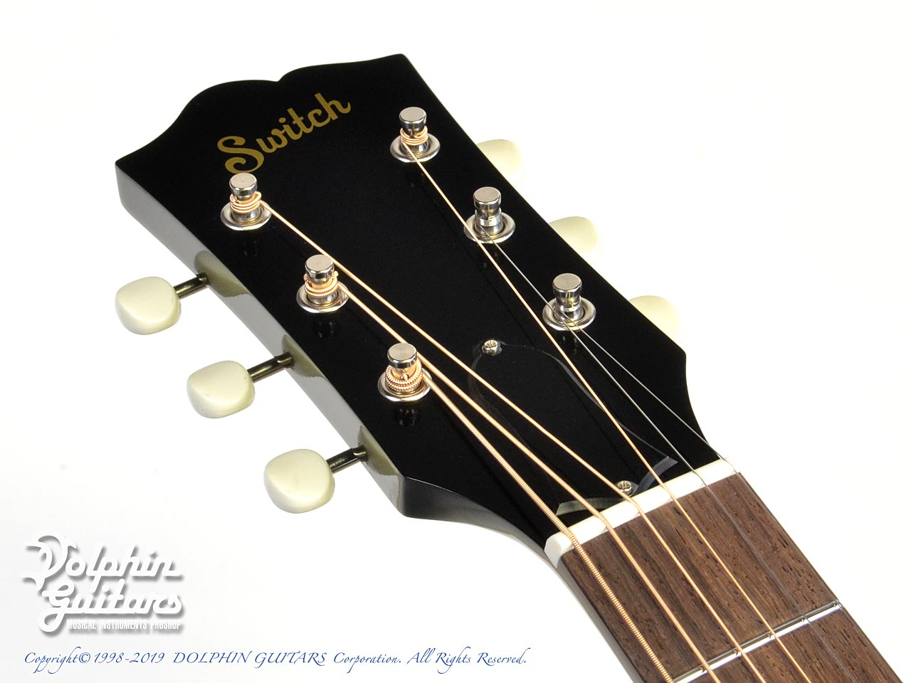 SWITCH: RSD-45 Black 43mm (Torrefied Adirondack Spruce) (6)