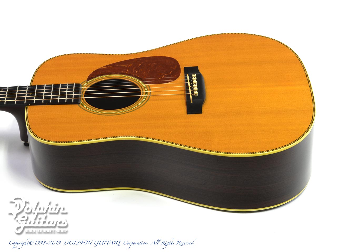 C.F.Martin: HD-28SE LIMITED (Guitar Of The Month) (2)