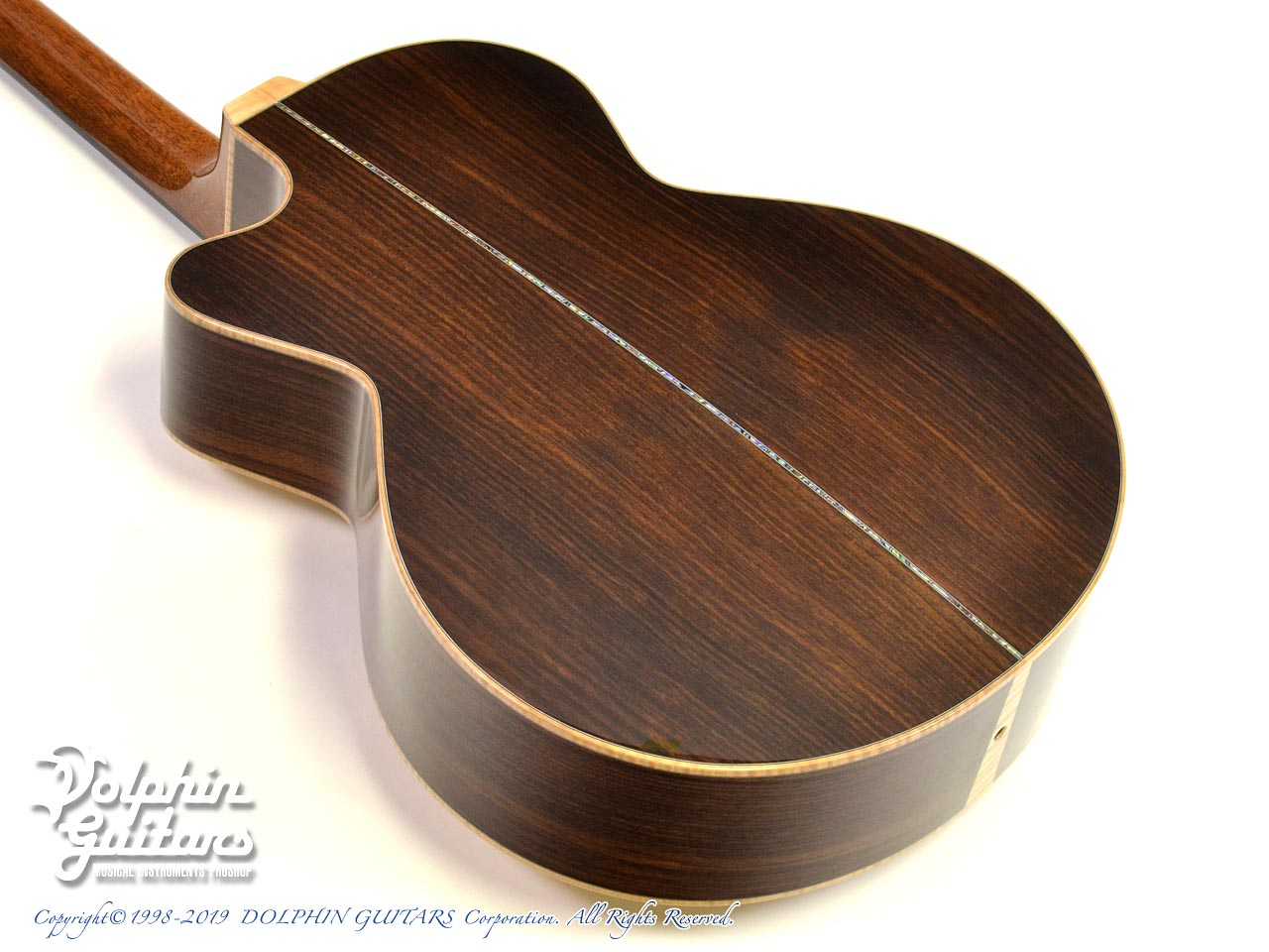 Froggy Bottom: Model M Deluxe Rosewood Cutaway (Adirondack Spruce) (3)
