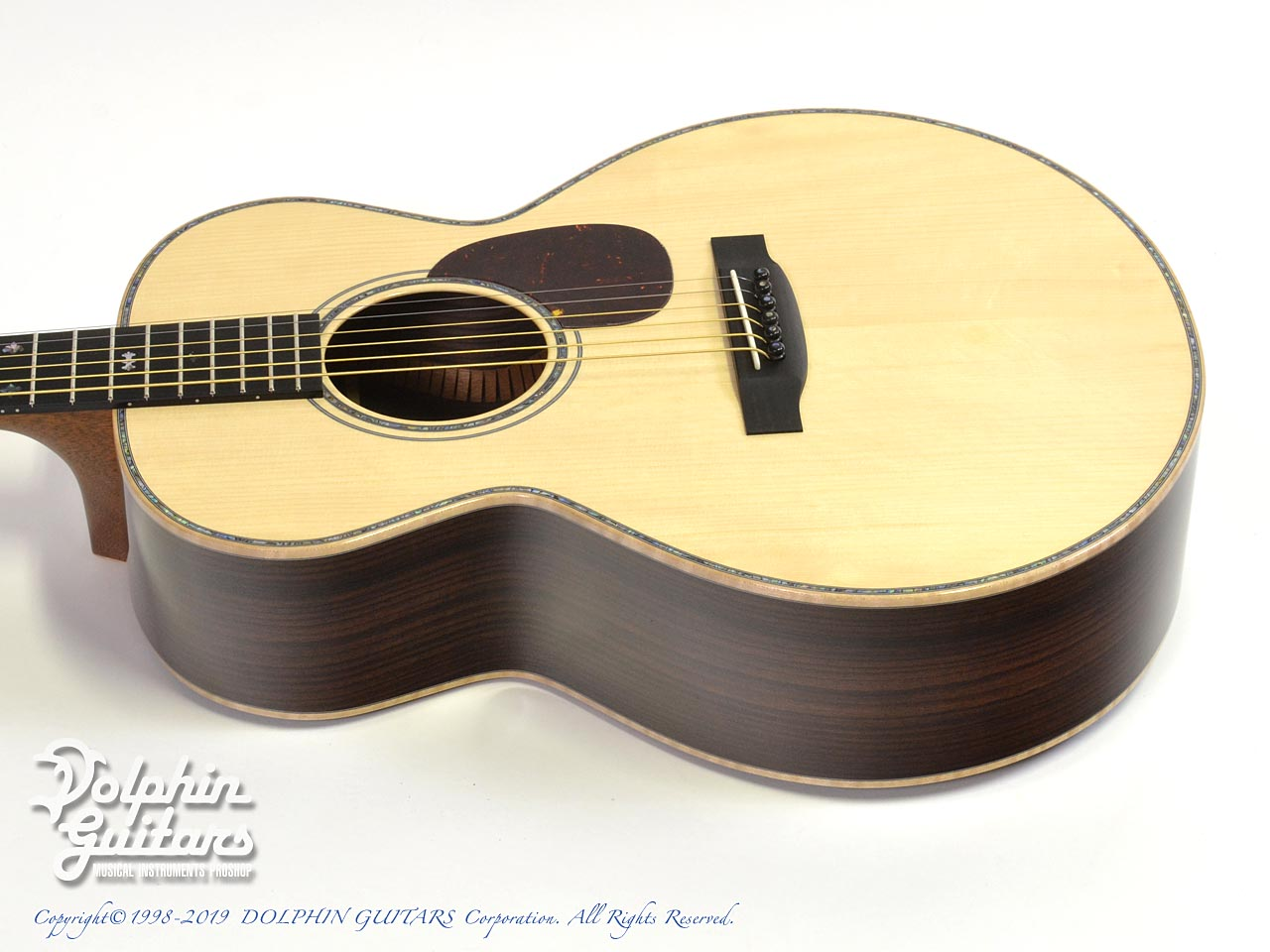 Froggy Bottom: Model M Limited Rosewood (Adirondack Spruce) (2)
