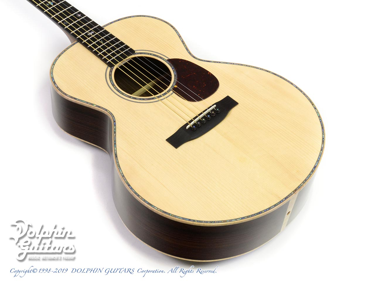 Froggy Bottom: Model M Limited Rosewood (Adirondack Spruce) (1)