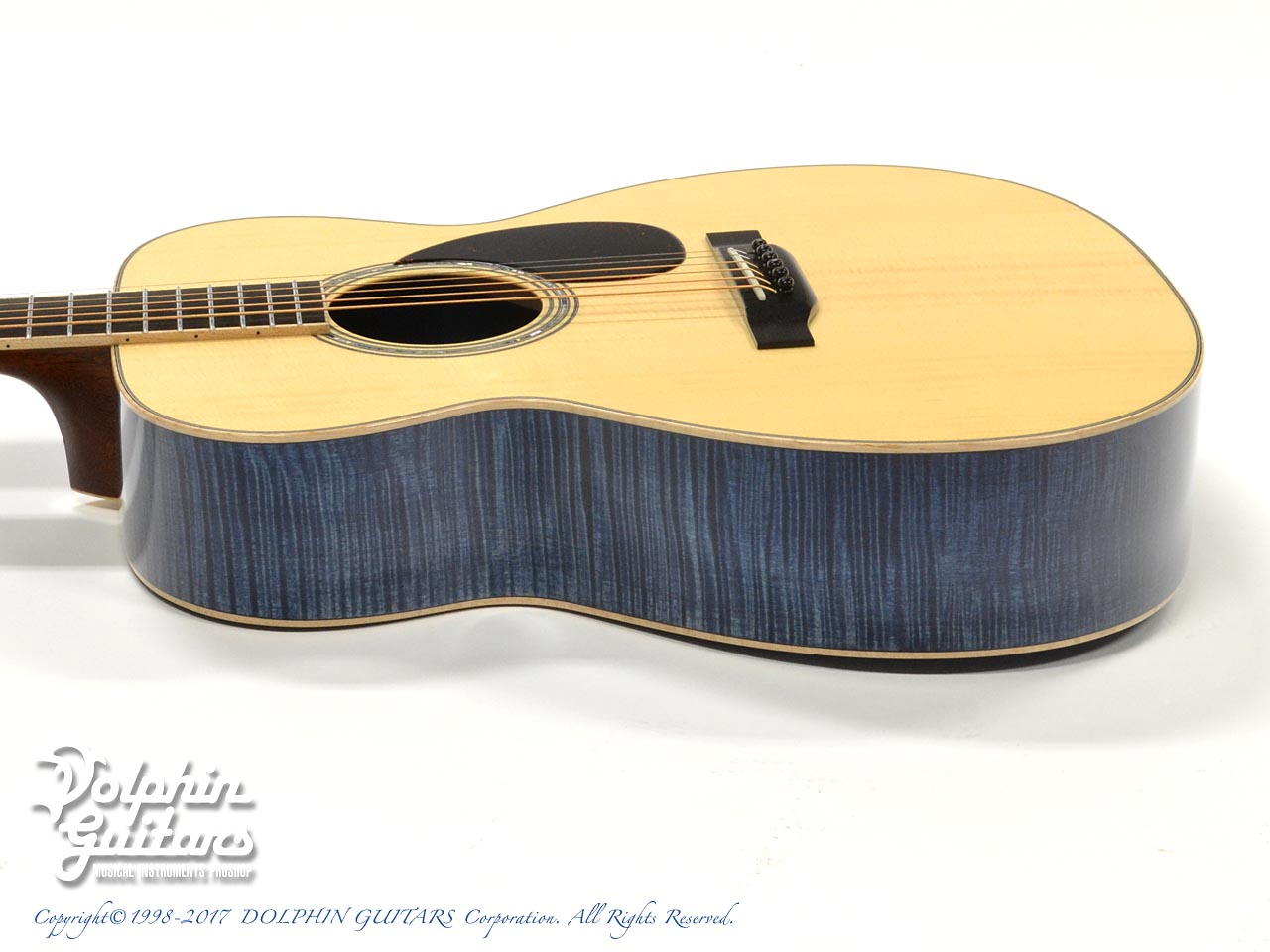 SWITCH: SCOM-3 E-FM (Engelmann Spruce & Flame Maple) (Ai Gradation) (3)