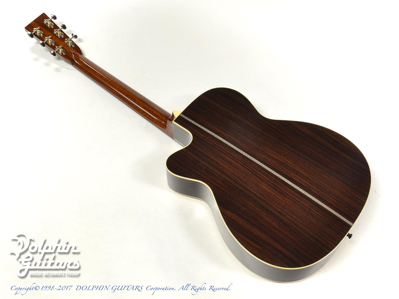 SWITCH: SCOM-2HC A (Adirondack Spruce & Indian Rosewood) (5)