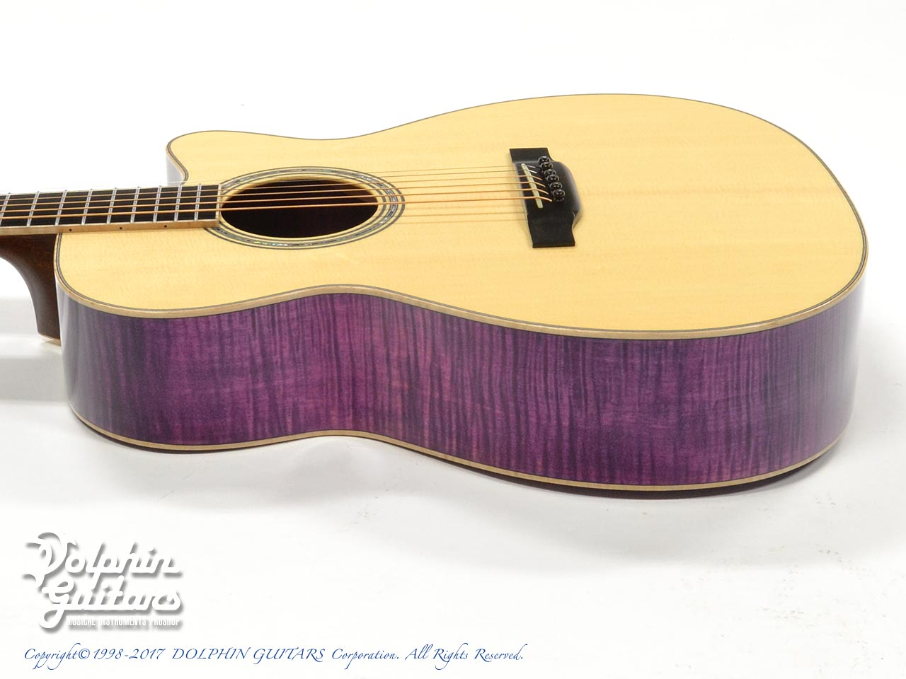 SWITCH: SCOM-3C E-FM (Engelmann Spruce & Flame Maple) (Murasakishikibu) (3)