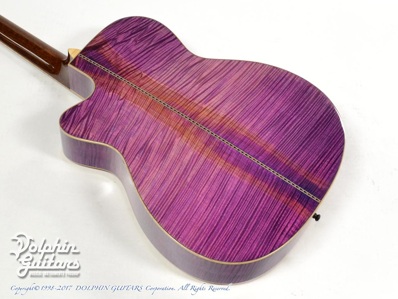SWITCH: SCOM-3C E-FM (Engelmann Spruce & Flame Maple) (Murasakishikibu) (4)