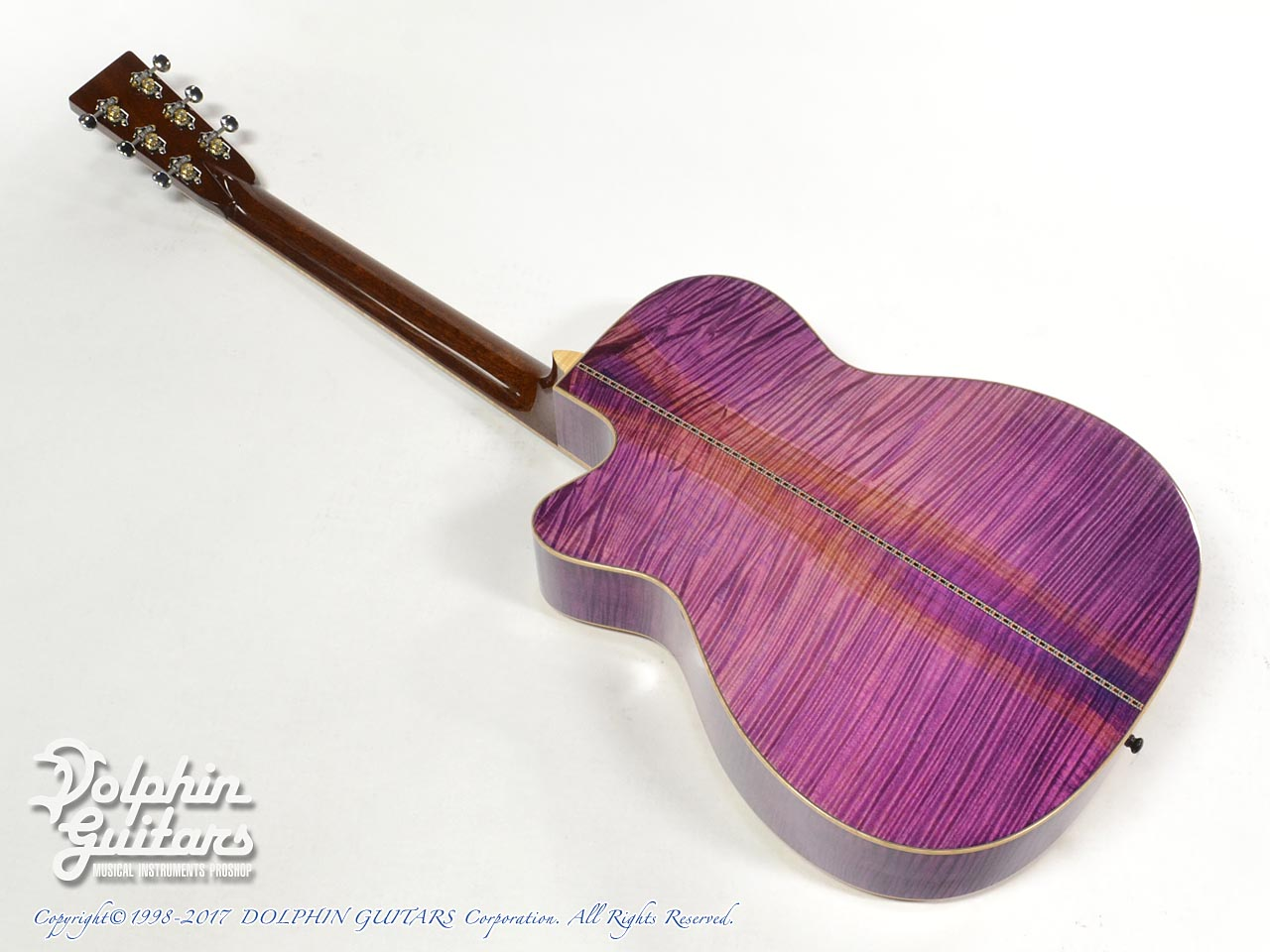 SWITCH: SCOM-3C E-FM (Engelmann Spruce & Flame Maple) (Murasakishikibu) (5)