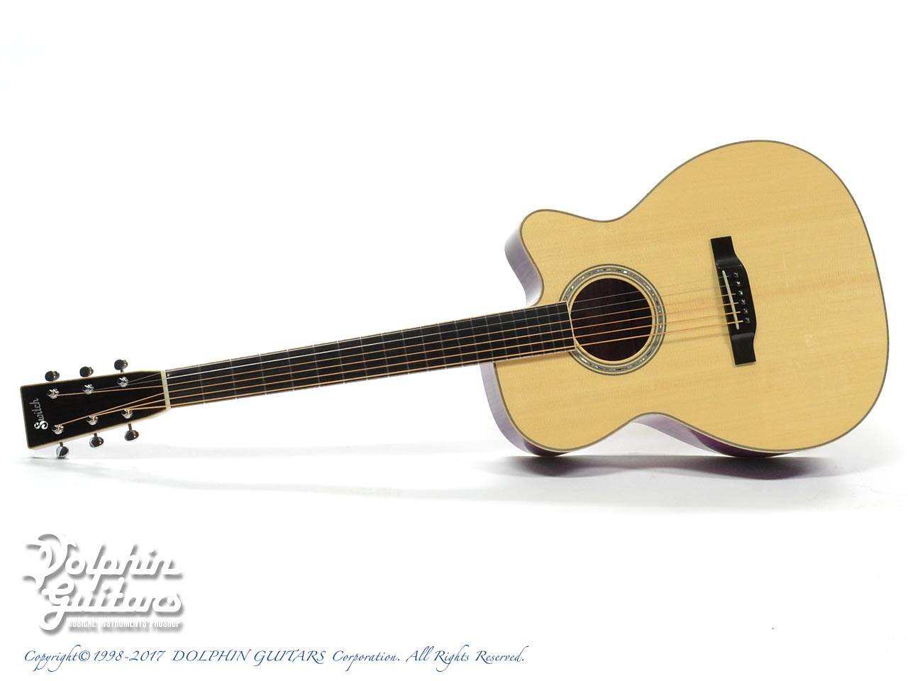 SWITCH: SCOM-3C E-FM (Engelmann Spruce & Flame Maple) (Murasakishikibu) (0)