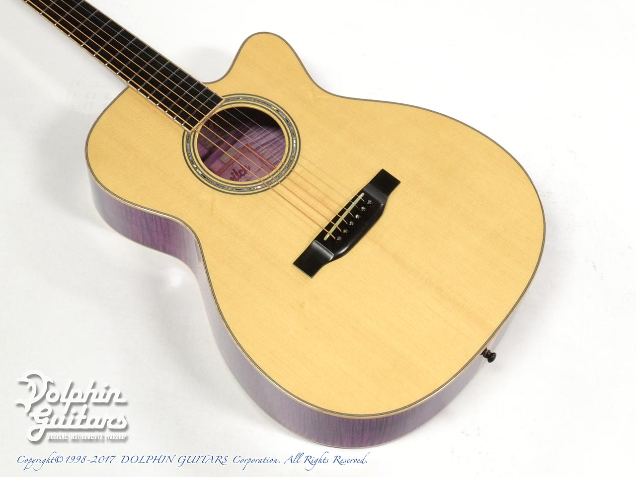 SWITCH: SCOM-3C E-FM (Engelmann Spruce & Flame Maple) (Murasakishikibu) (2)