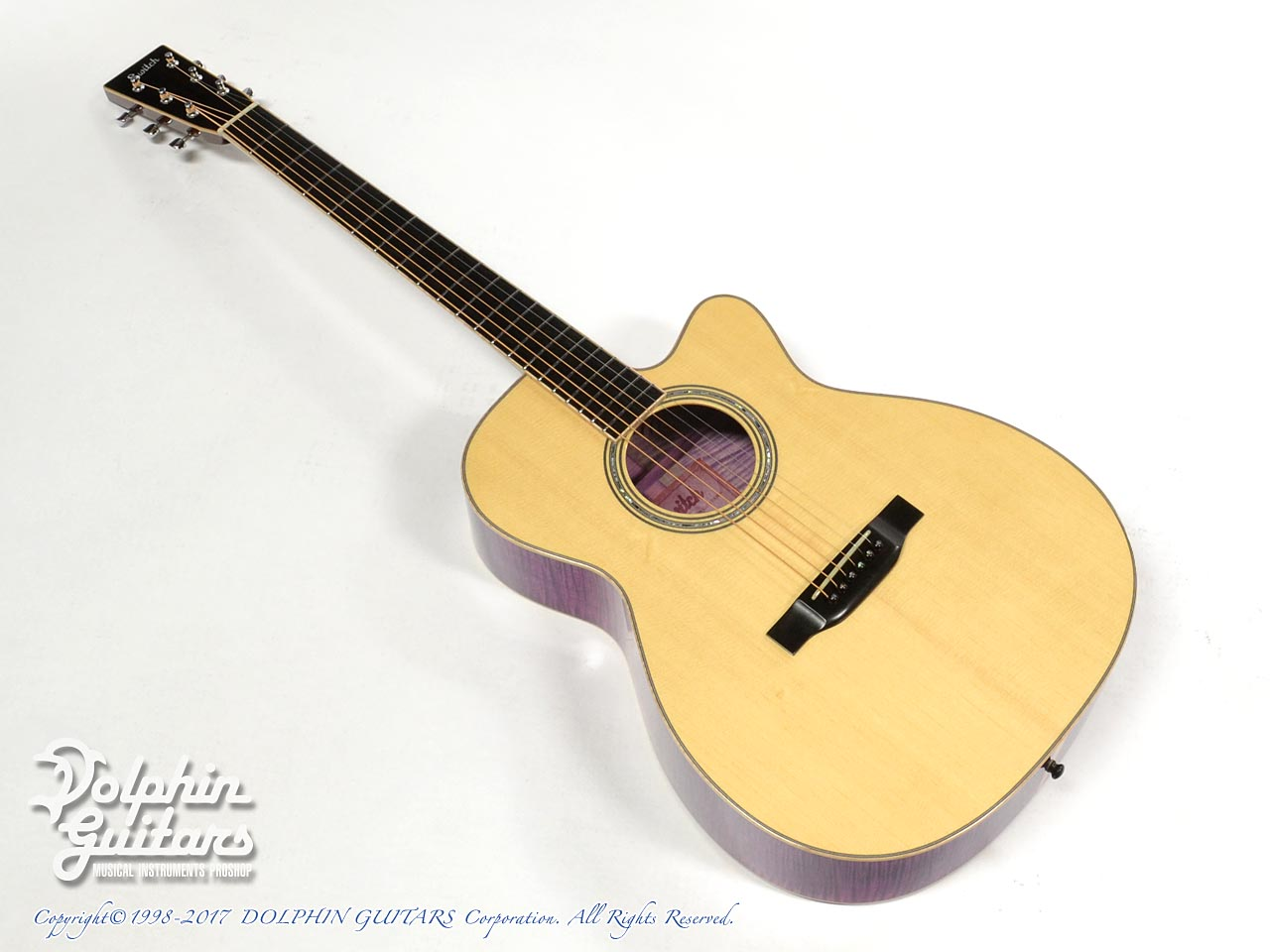 SWITCH: SCOM-3C E-FM (Engelmann Spruce & Flame Maple) (Murasakishikibu) (1)