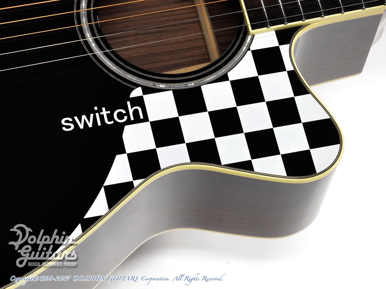 SWITCH: SCOM-3C DB Igusa Seiji (Sitka Spruce & Indian Rosewood) (2)