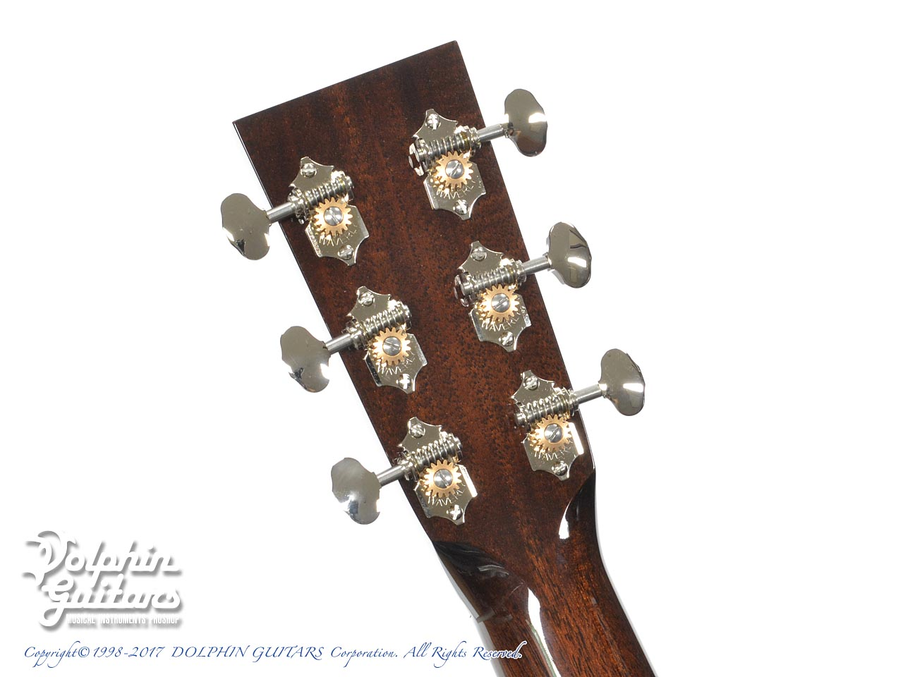 COLLINGS: D-1 Custom Rope Purfling (7)