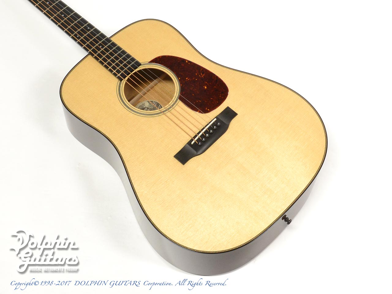 COLLINGS: D-1 Custom Rope Purfling (1)