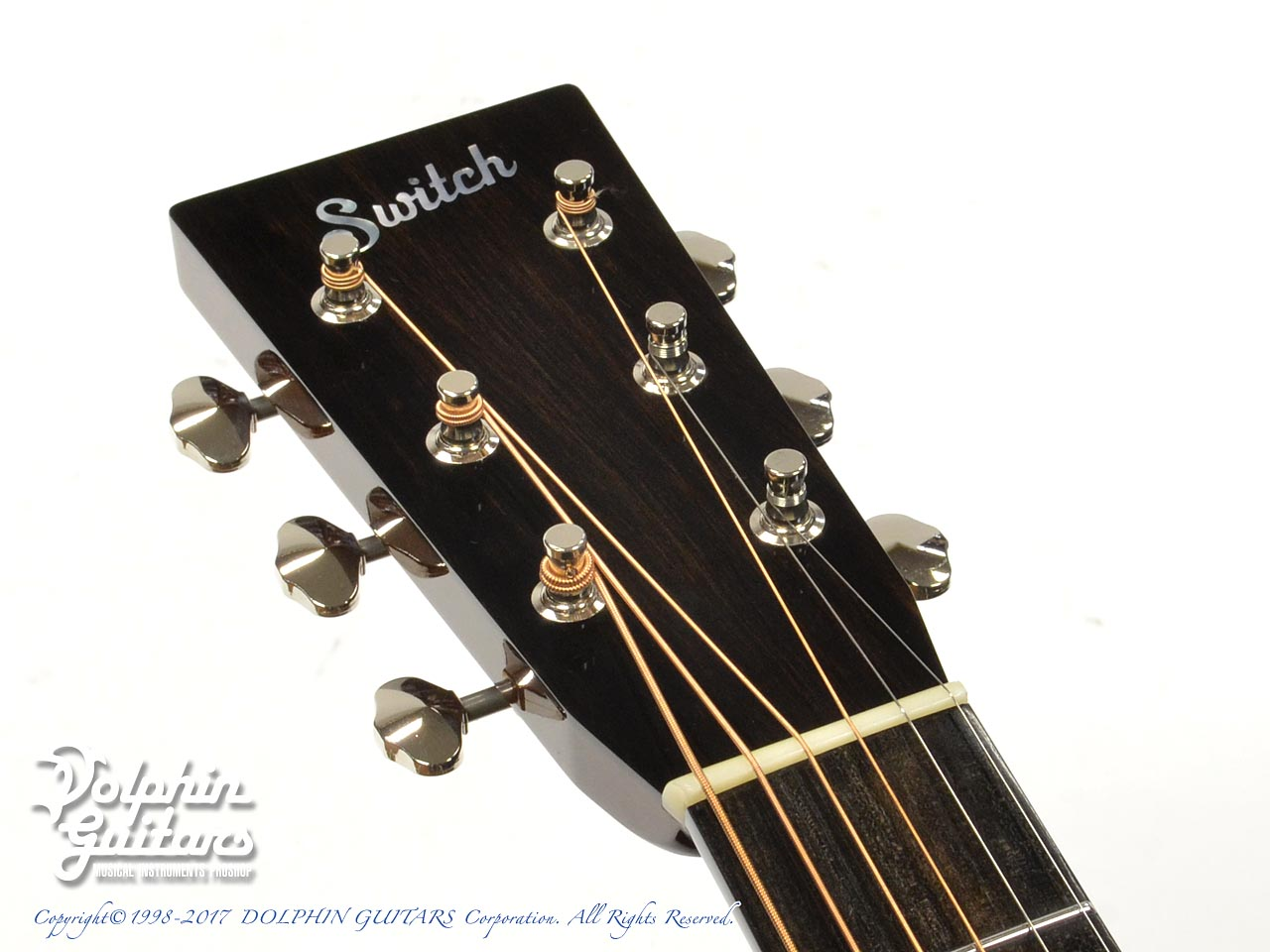 SWITCH: SCOM-2H (Sitka Spruce & Indian Rosewood) (8)